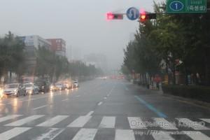 В Корее сезон дождей
