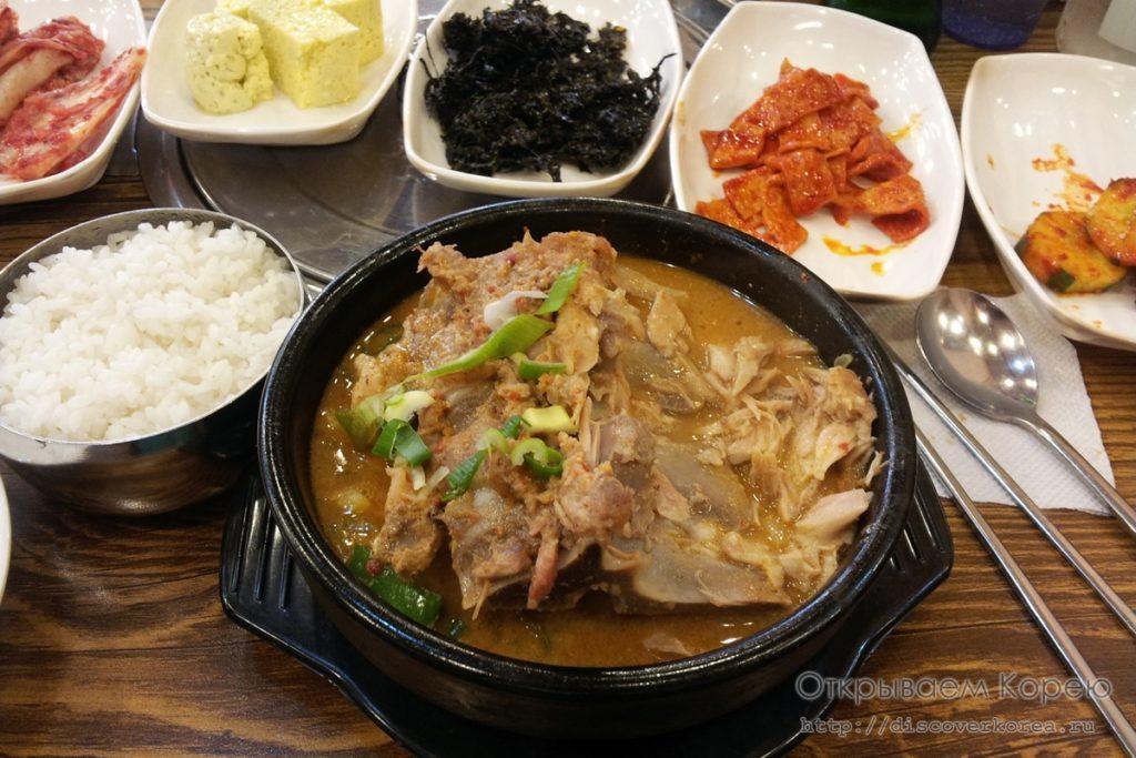 Кухня в корее-пёхеджангук1