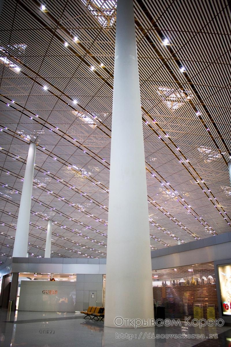 Колонны аэропорта