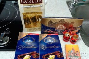 Московские подарки