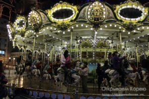 Lotte World (Лотте Ворлд) — парк развлечений