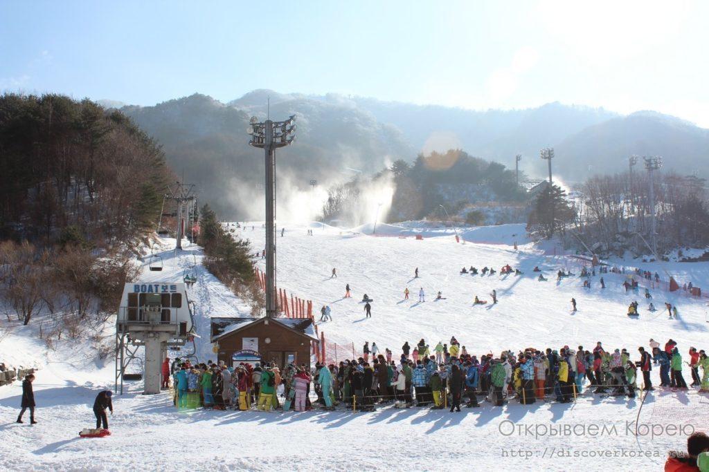 муджу - горнолыжный курорт - бот