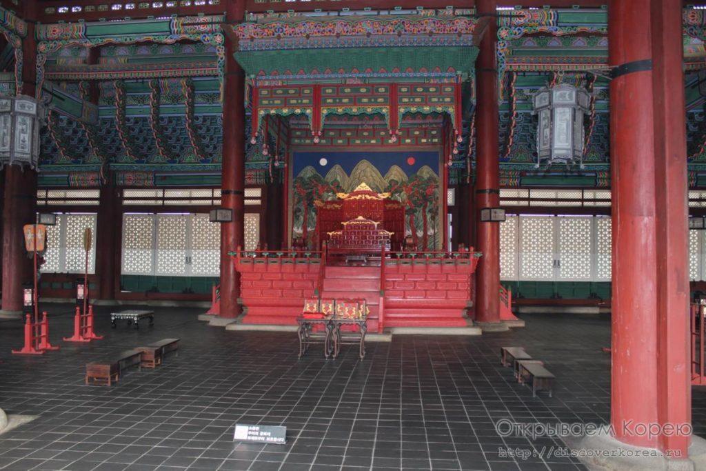 Кёнбоккун-дворец