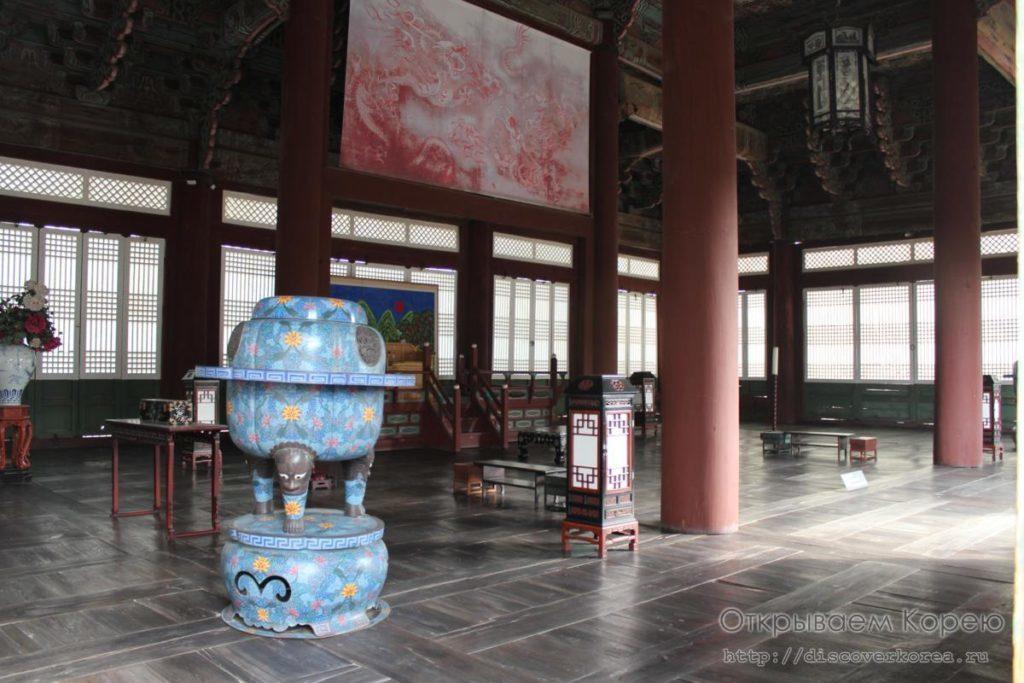 Кёнбоккун-малый дворец