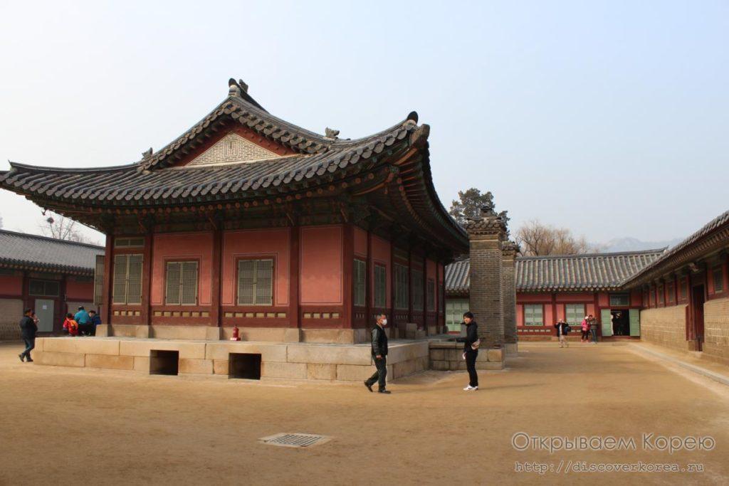 Кёнбоккун-малый дворец1