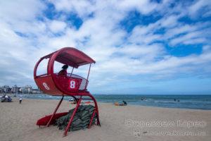 Пляжи Пусана
