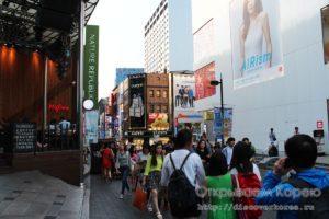 Отели в Сеуле — туристический центр столицы