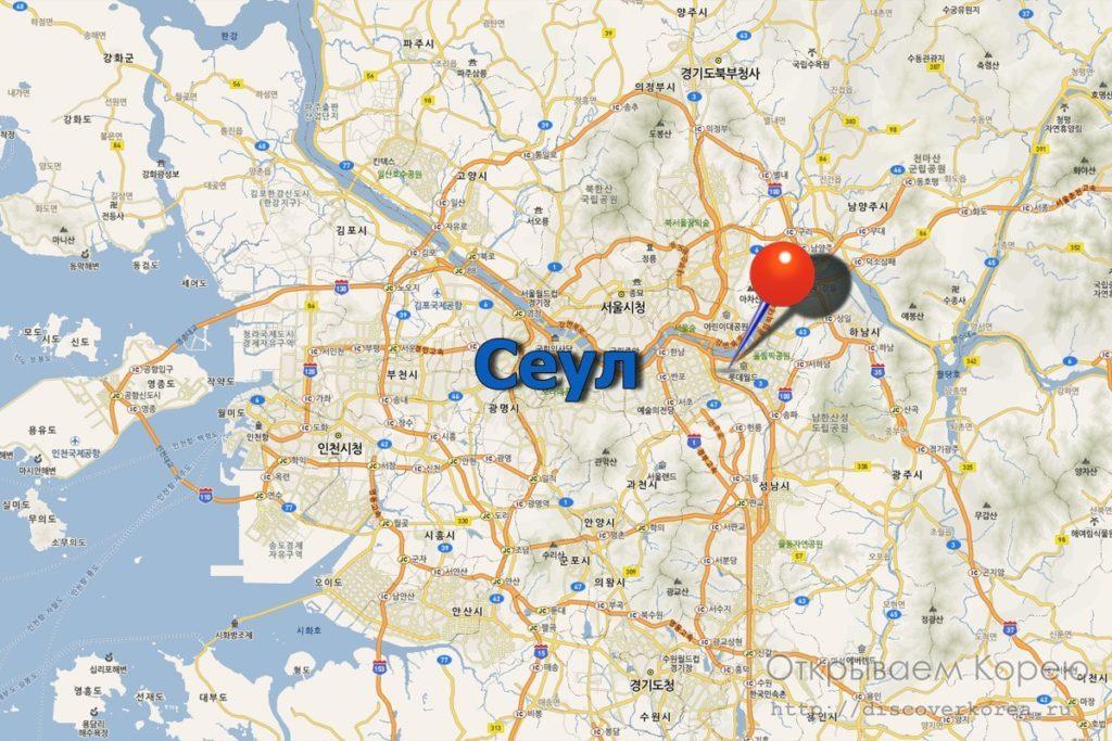 Seoul-map-Lexville