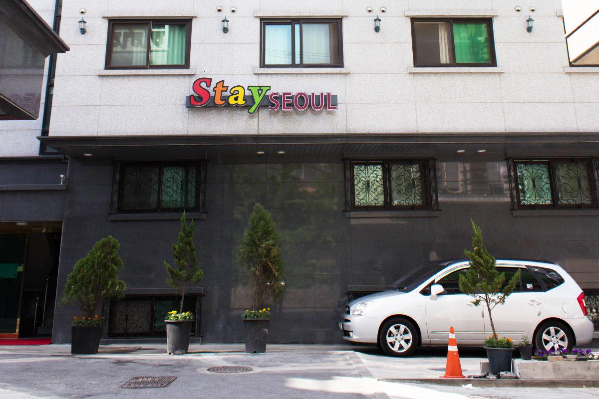 Гостиница «Стей Сеул» (Stay Seoul)
